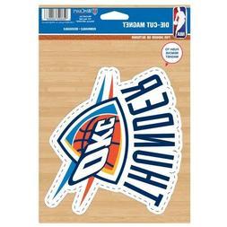 Oklahoma City Thunder Logo Magnet