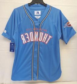 Oklahoma City Thunder Men's Starter Legacy Baseball Style Je