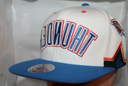 Oklahoma City Thunder Mitchel & Ness NBA City Snapback,,Cap,