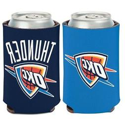 Oklahoma City Thunder Wincraft NBA 12oz Can Coolie FREE SHIP
