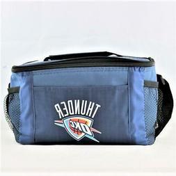 Oklahoma City Thunder NBA Kolder 6 Can Pack Insulated Cooler