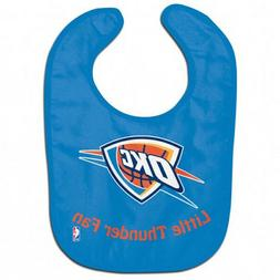 Oklahoma City Thunder Official NBA bib by Wincraft