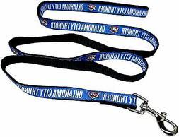 OKLAHOMA CITY THUNDER NBA Dog Lead Leash Pets First
