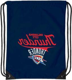 "Oklahoma City Thunder NBA ""Team Spirit"" Backsack, Navy, 18"""
