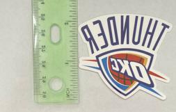 OKLAHOMA CITY THUNDER OKC NBA  VINYL STICKER / DECAL