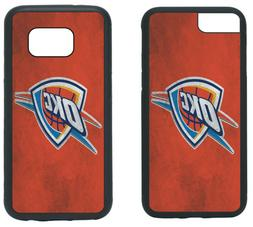OKLAHOMA CITY THUNDER PHONE CASE COVER FITS iPHONE 7 8+ XS M
