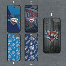 Oklahoma City Thunder Phone Case For iPhone 11 Pro X XS Max