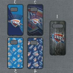 Oklahoma City Thunder Phone Case For Samsung Galaxy S20 S10