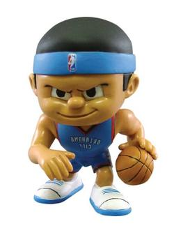 Lil' Teammates Oklahoma City Thunder Playmaker NBA Figurines