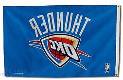 oklahoma city thunder rico 3x5 outdoor flag