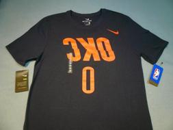Nike Oklahoma City Thunder Russell Westbrook Player Tee BRAN