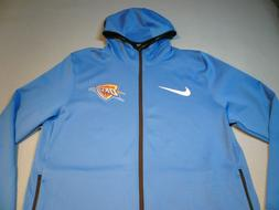 Nike Oklahoma City Thunder Showtime 2XL BRAND NEW Jacket dri