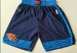 Oklahoma City Thunder Vintage Basketball Shorts NBA Men's NW