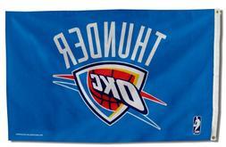 Oklahoma City Thunder Official NBA 3' x 5' flag by Wincraft