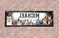Personalized Customized Oklahoma City OKC Thunder Name Poste