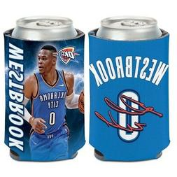 RUSSELL WESTBROOK OKLAHOMA CITY THUNDER NEOPRENE CAN COOZIE