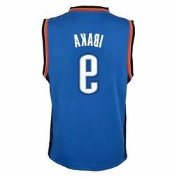 Serge Ibaka Oklahoma City Thunder NBA Toddler Adidas Blue Ro